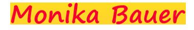 Monika Bauer Logo
